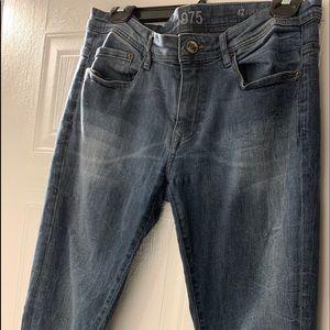 Zara Z1975 mid-rise jeans
